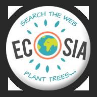 Moteur de recherche ecosia: plante des arbres!